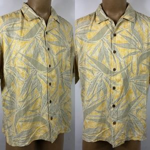 Tommy Bahamas Hawaiian Aloha Shirt SZ XL